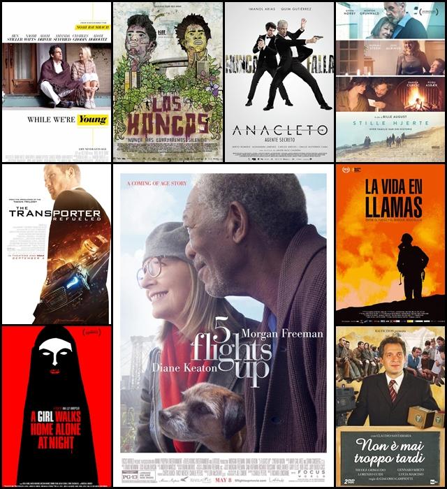 Estrenos, cines, septiembre