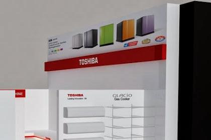 Jasa Desain 3D untuk Interior Pameran dan Stand Elektronik