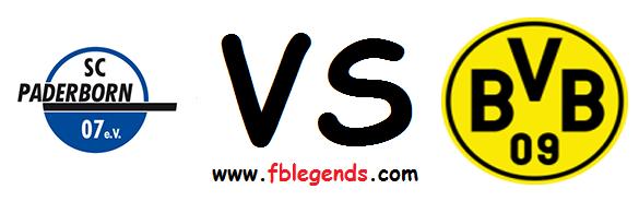 مشاهدة مباراة بادربورن وبوروسيا دورتموند بث مباشر اليوم 18-4-2015 اون لاين الدوري الالماني يوتيوب لايف bv borussia dortmund vs sc paderborn