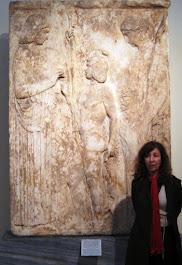 En el Museo arqueológico de Atenas.