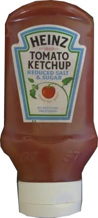 Diets And Calories Heinz Tomato Ketchup Reduced Sugar