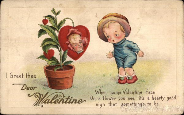 The Smith Family Update Happy Valentine S Day Freaky Vintage Style