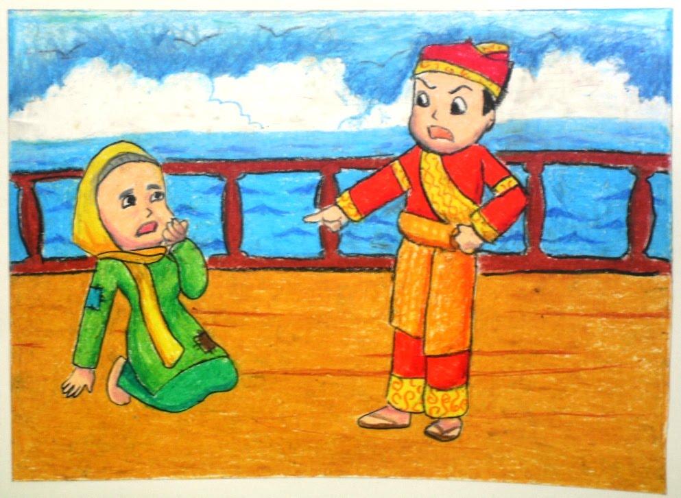 Drama...Malin kundang...Part 1 - YouTube