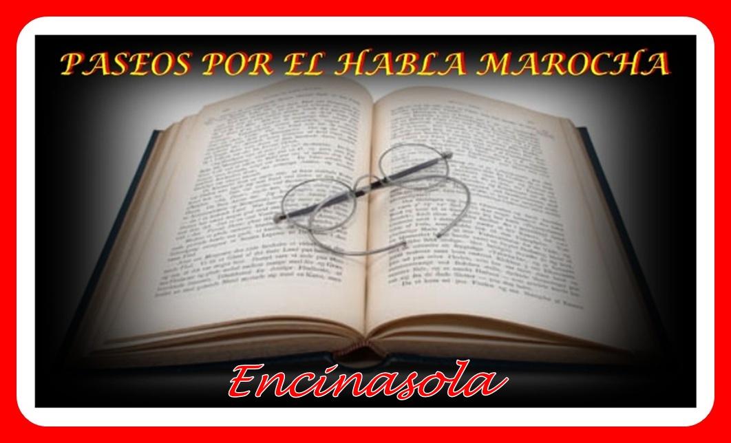 PASEOS POR EL HABLA MAROCHA