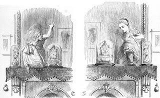Il lago dei misteri aprile 2012 - Alice oltre lo specchio streaming ...