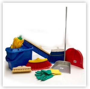 Gu a para el hogar limpieza de la casa qu debe tener for Articulos para bano hogar