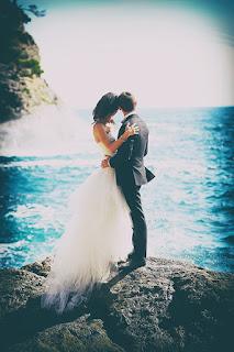 photo de mariage toulon cap brun