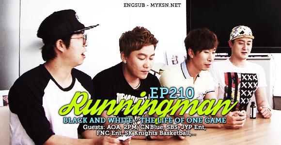 Running Man Episode 210