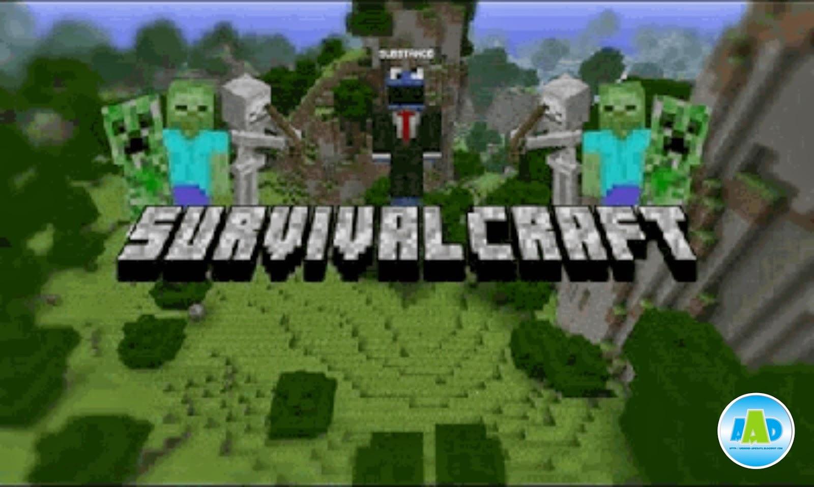 Survivalcraft 2 2.1.14.0 Mod APK Download