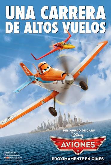 Aviones DVDRip Latino