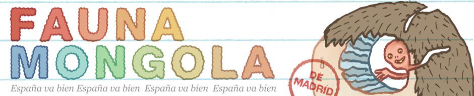 Fauna Mongola de Madrid