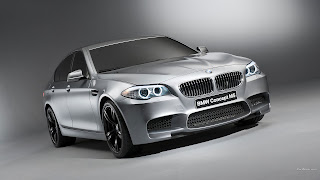 BMW Concept M5 wallpaper