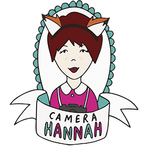 Camera Hannah - Alternative Wedding Photography Derby UK