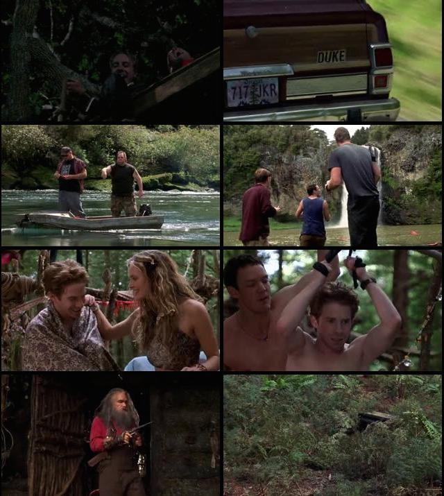 Without a Paddle 2004 Dual Audio Hindi BRRip 480p
