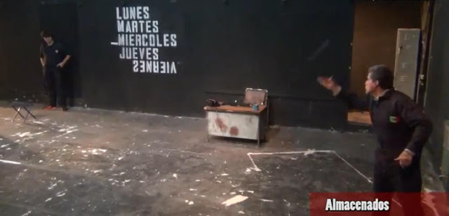 """Comienza temporada de la obra """"Almacenados"""" en el Teatro de la Ciudad Esperanza Iris"""