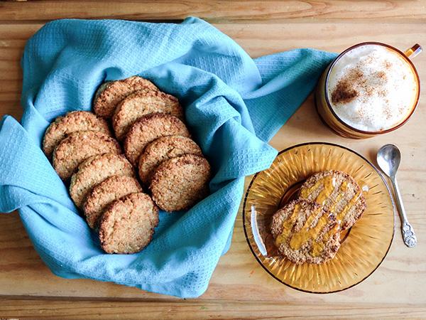receta de juego de tronos: galletas de avena saladas