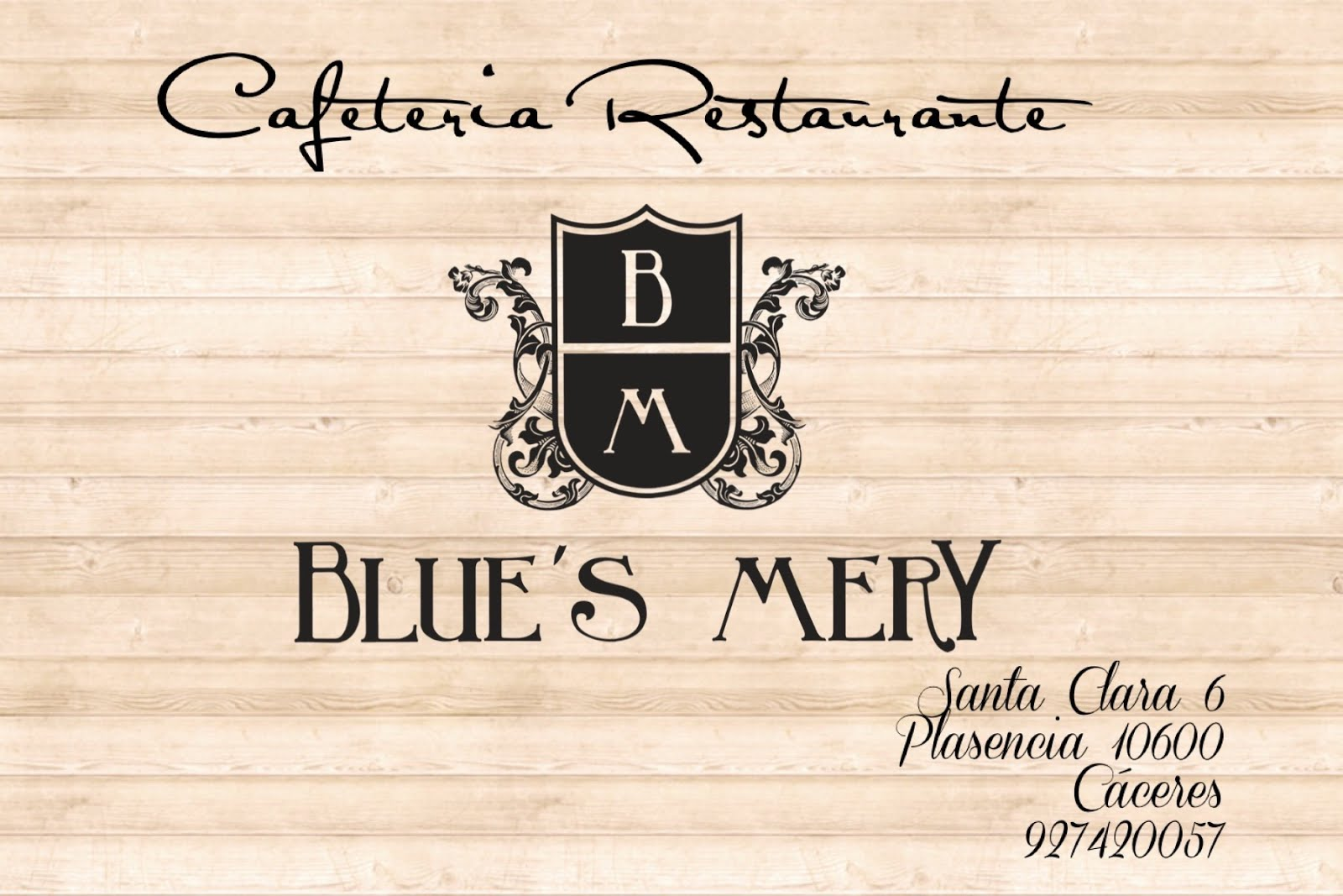 CAFETERIA-RESTAURANTE BLUE'S MARY