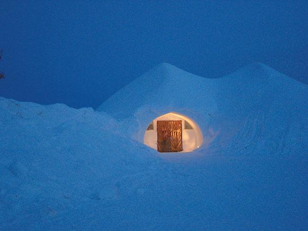 الفندق و المنتجع الزجاجي في فنلندا ، إستمتع بنظرة فريدة للشفق القطبي 5.jpg