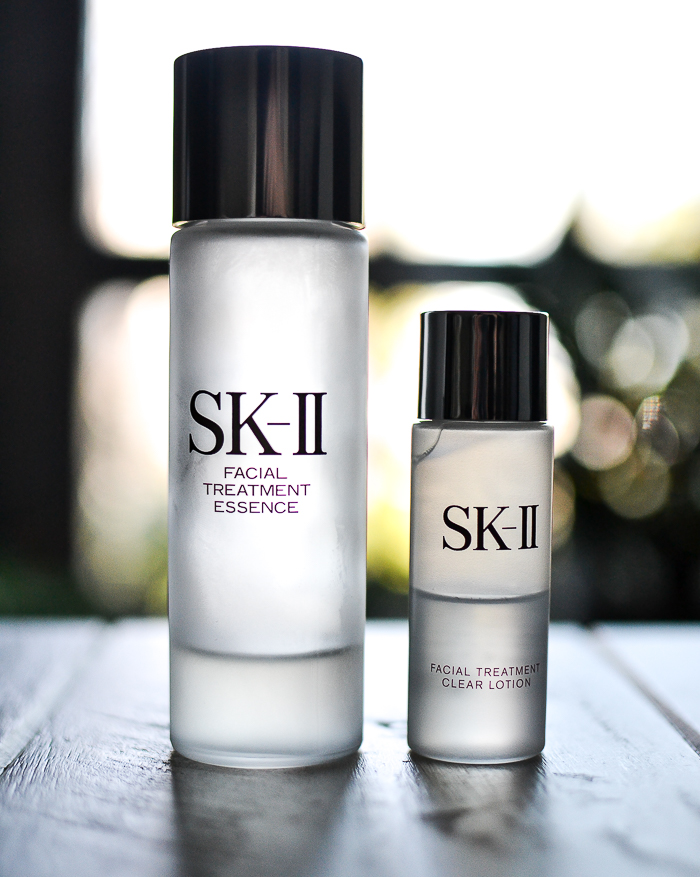 SKII Facial Treatment Clear Lotion - Facial Treatment Essence - Review