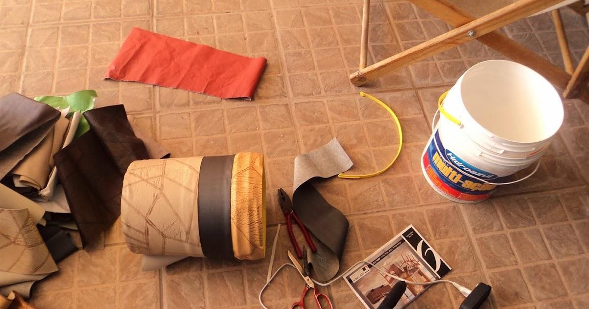 Aparador Vidro ~ Da Arte ao Artigo Cachepo ou Bumbo artesanal em baldes ou latas