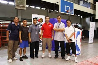 NBA FIT 2011 gets school kids high on health and wellness