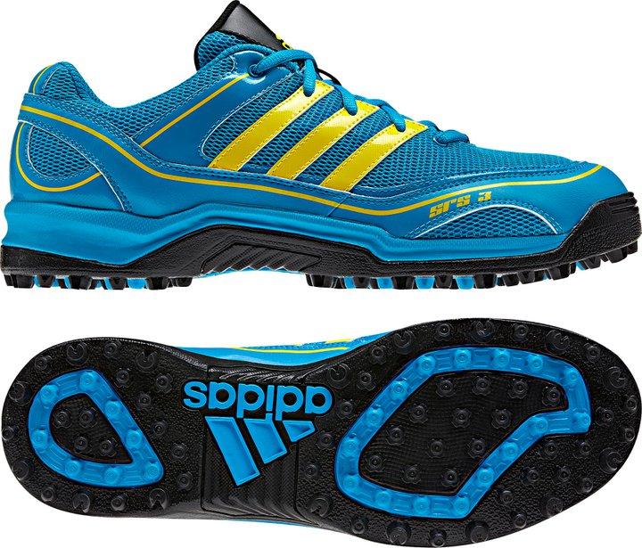 Adidas Field Hockey Turf Shoes Blue