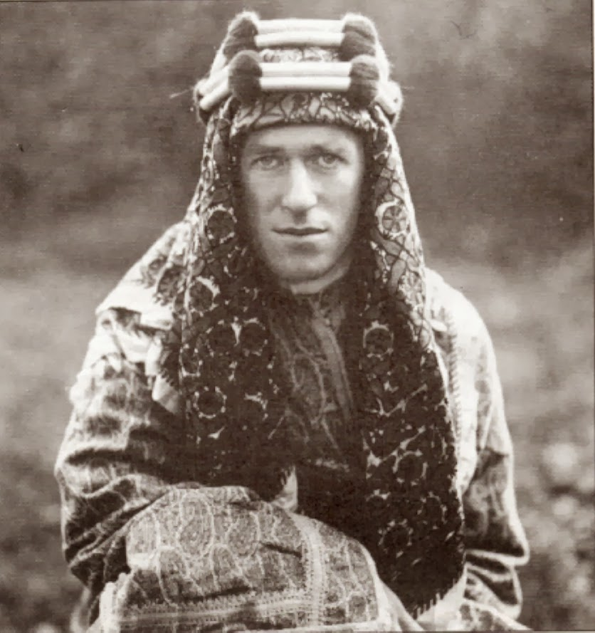 from Ismael lawrence of arabia gay lover
