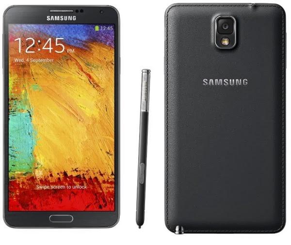 Spesifikasi Harga Samsung N9000 Galaxy Note 3