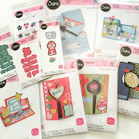 Sizzix 10% off Stephanie Barnard