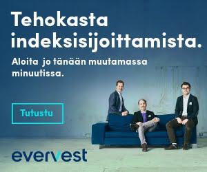 Yhteistyössä: Evervest