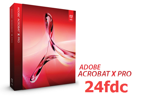 Latest Adobe Acrobat X Pro 10.1.4 Free Download+Crack+keygen