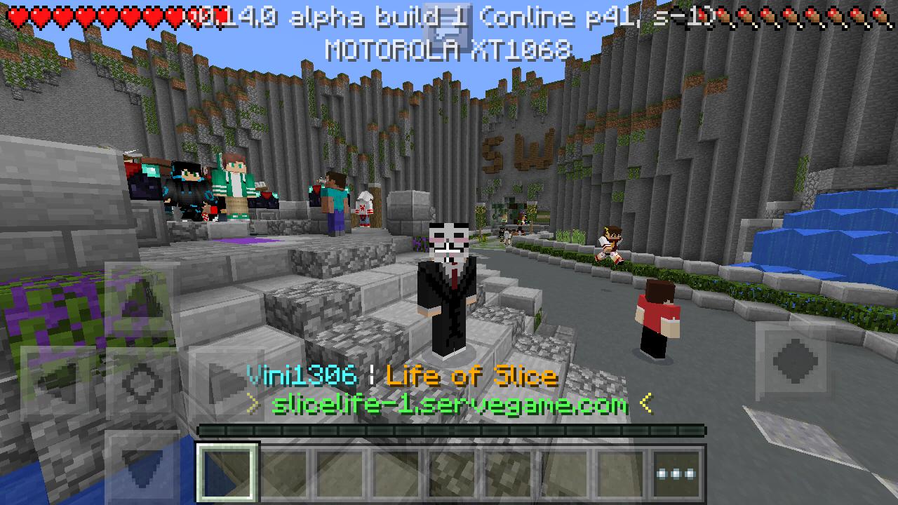 Server De Sky Wars Atualizado Minecraft PE 0140