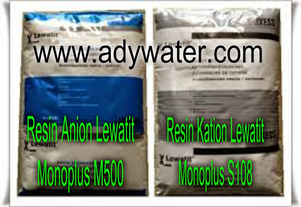 Jual Resin Anion Kation
