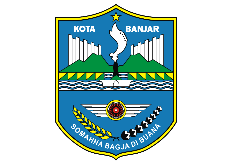 Kota Banjar Logo Vector download free