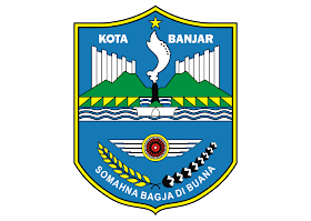 Logo Kota Banjar Vector download free