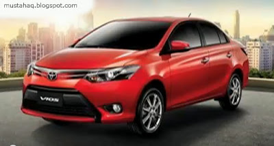 2013 toyota vios offered at a price of rs l