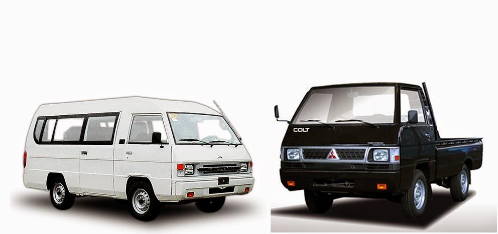 Gambar Mitsubishi L 300