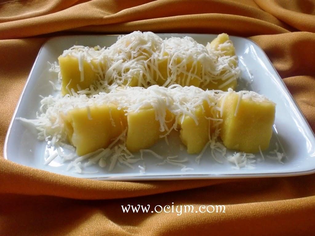Cheese Cake Kukus Ala Ummi