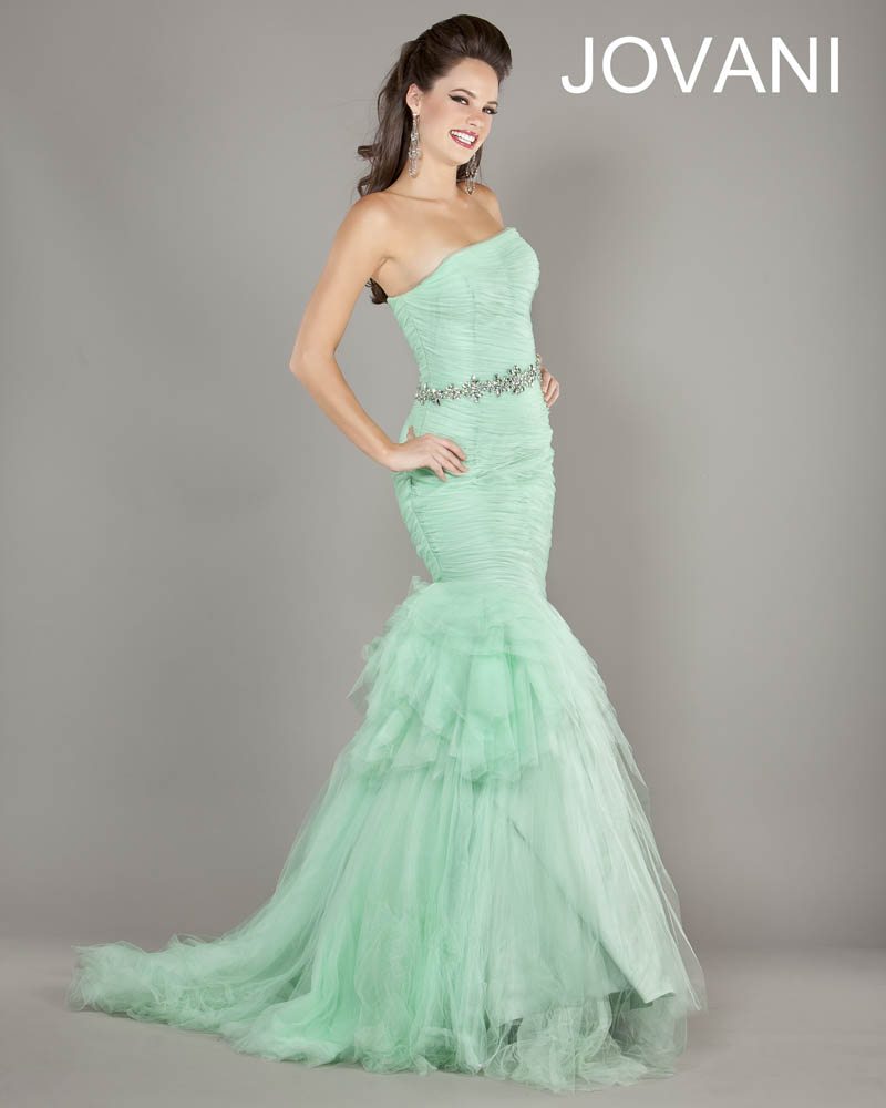 Latest Style Trends Update: Latest Jovani Prom Dresses 2012-13
