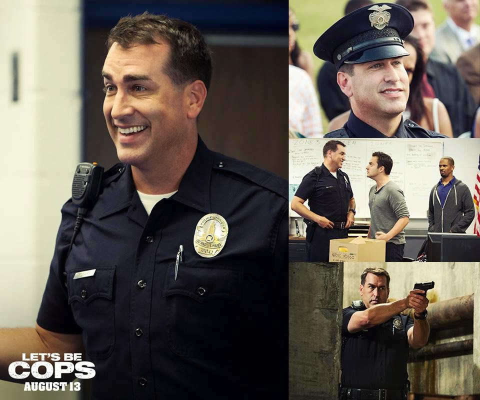lets be cops rob riggle