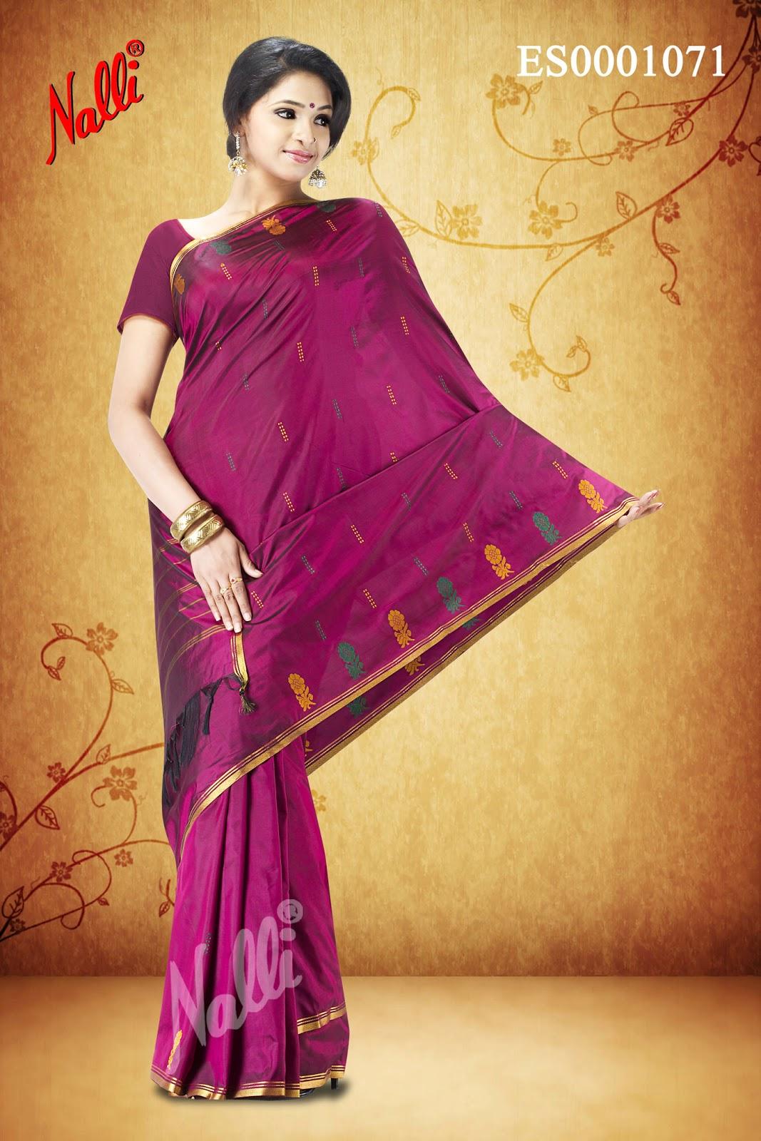 Sale News And Shopping Details  Nalli Silks Diwali