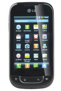 LG Optimus Dual SIM P698