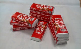 Kit Kat Travel Launch