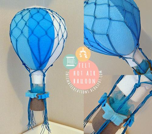 Αερόστατο από τσόχα