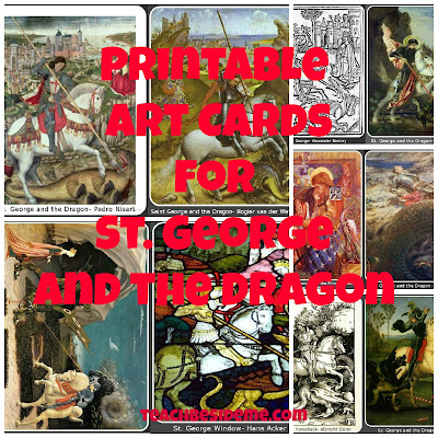 art of St. George and the