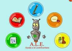 ALE: AYUDA A LA LECTOESCRITURA