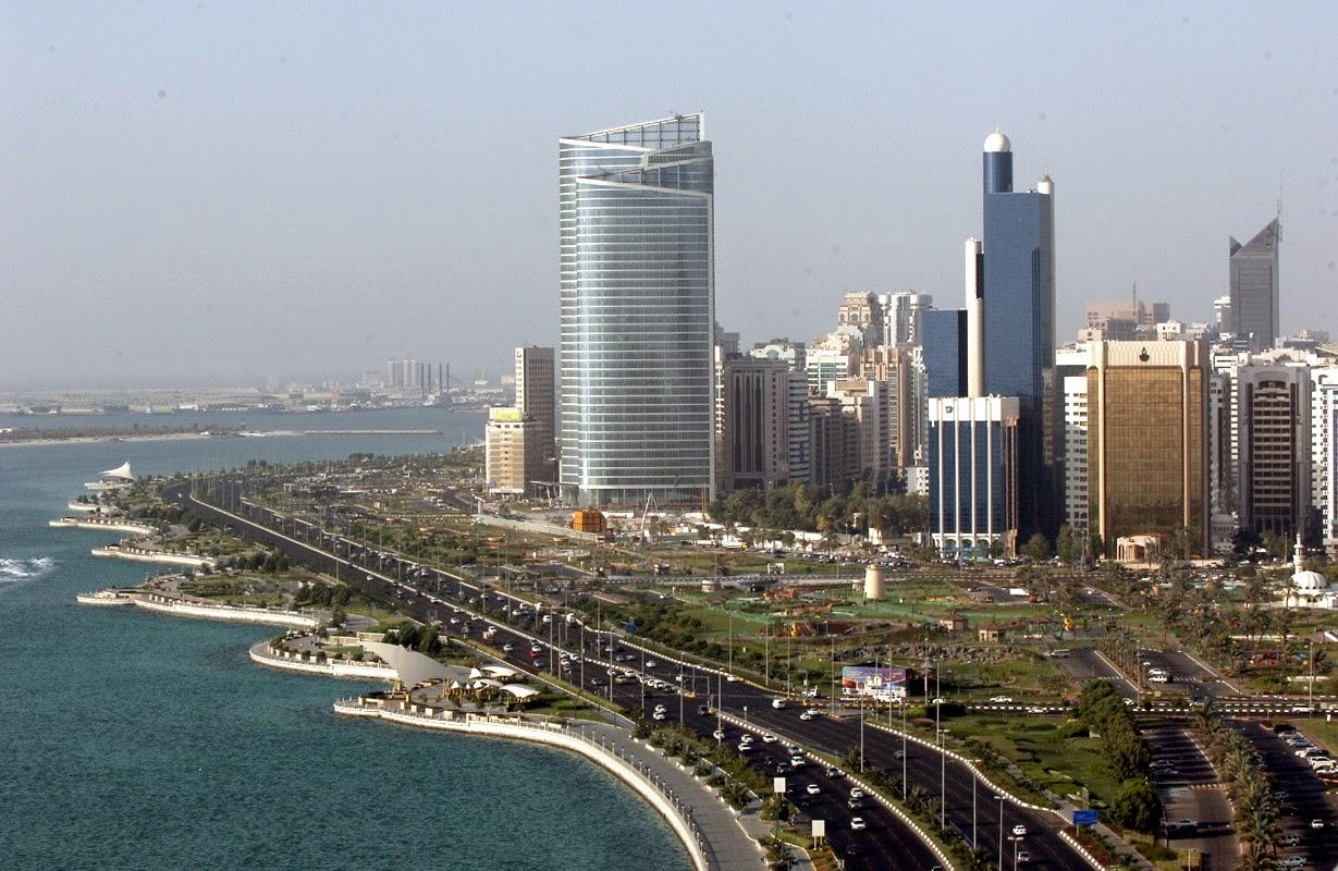 United Arab Emirates ranked 9th