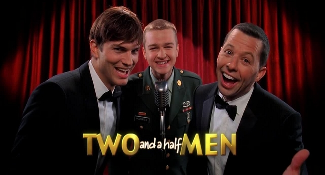 Capa Two and a Half Men S11E15 + Legenda Torrent AVI + Assistir Online two and a half men