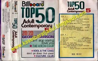 Top 50 Adult Contemporary 5 (Billboard)