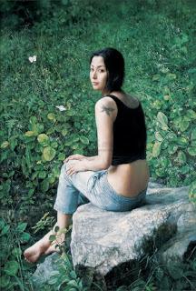 Hiperrealismo Asiatico Pinturas de Mujeres Chinas